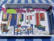 Grieks Dienblaadje